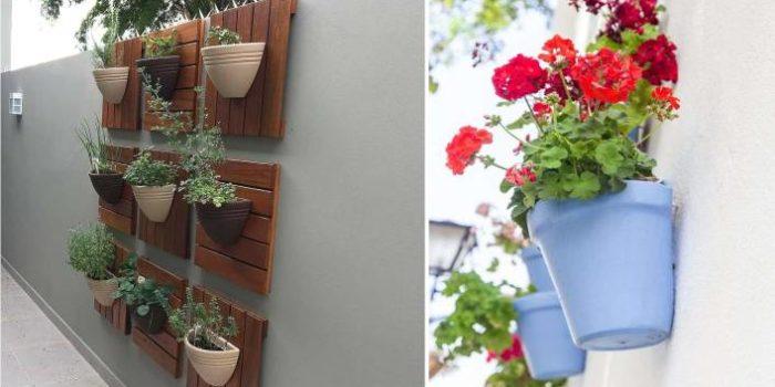 ideias para jardim vertical