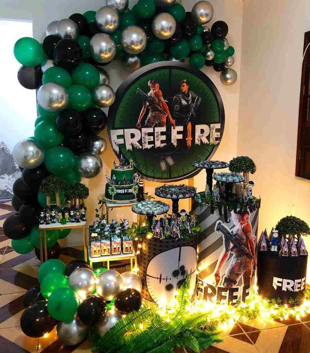 Temas para meninos free fire