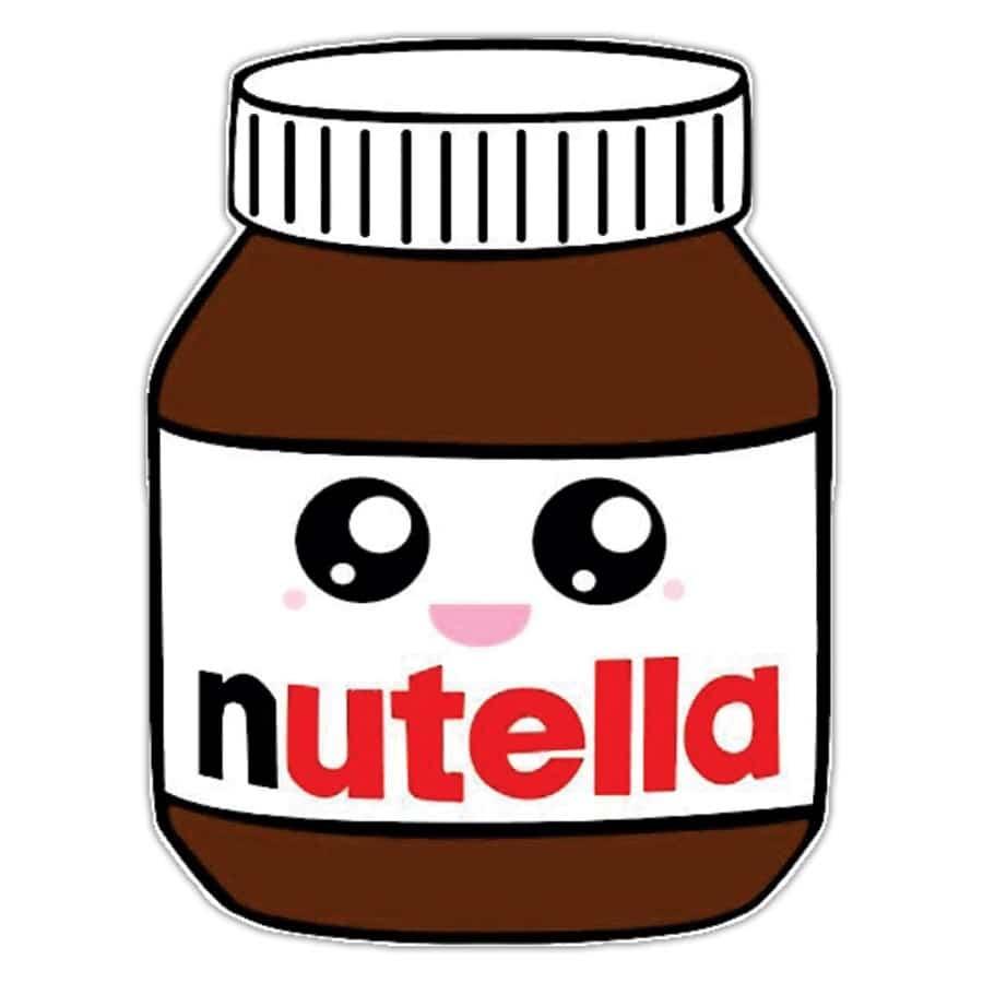 Kawaii de Nutella