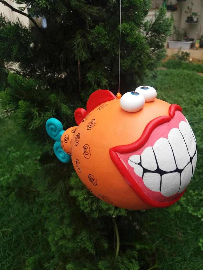 Móbile decorativo peixe