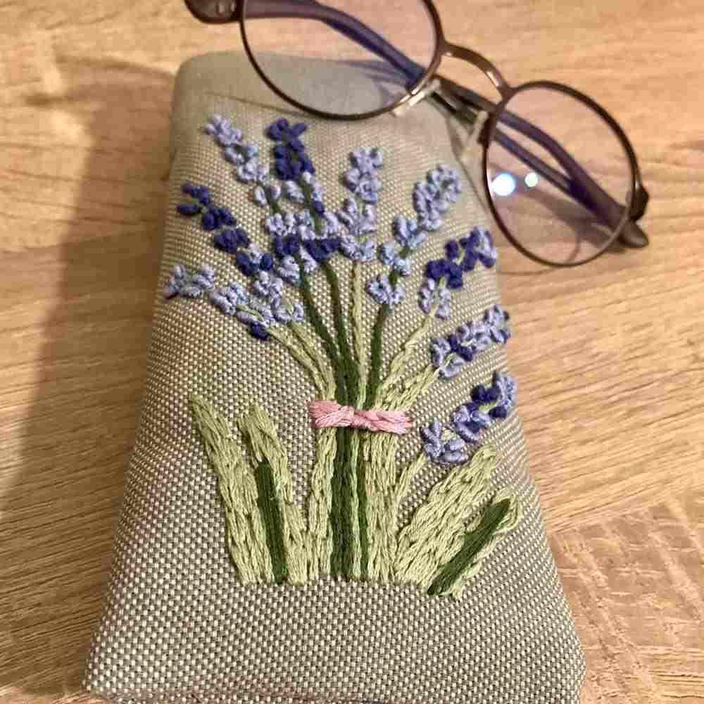 bolsinha porta óculos