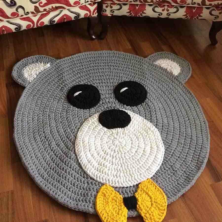 urso cinza