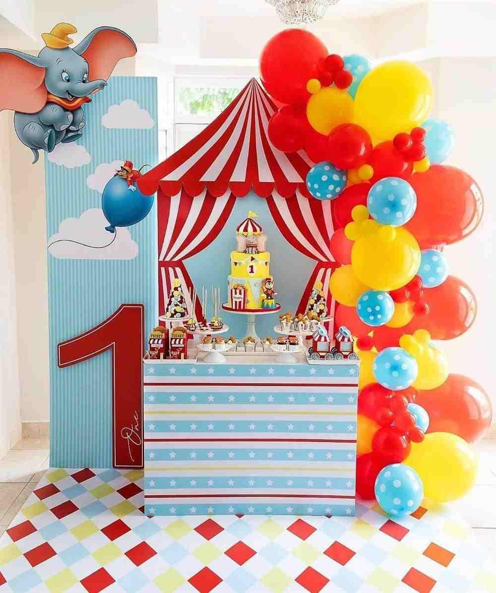 Festa infantil Dumbo