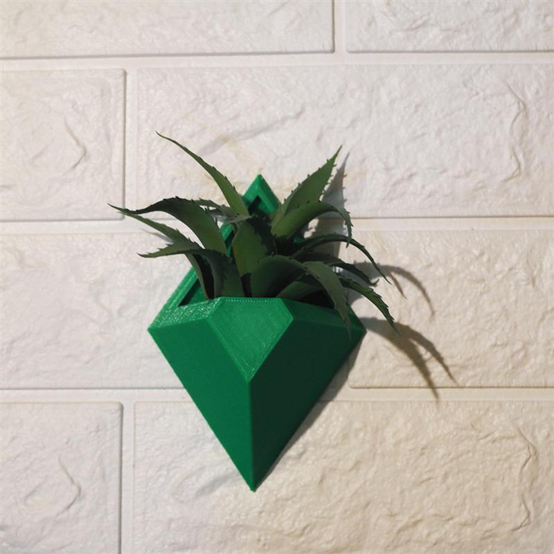 Vaso de plantas diferente