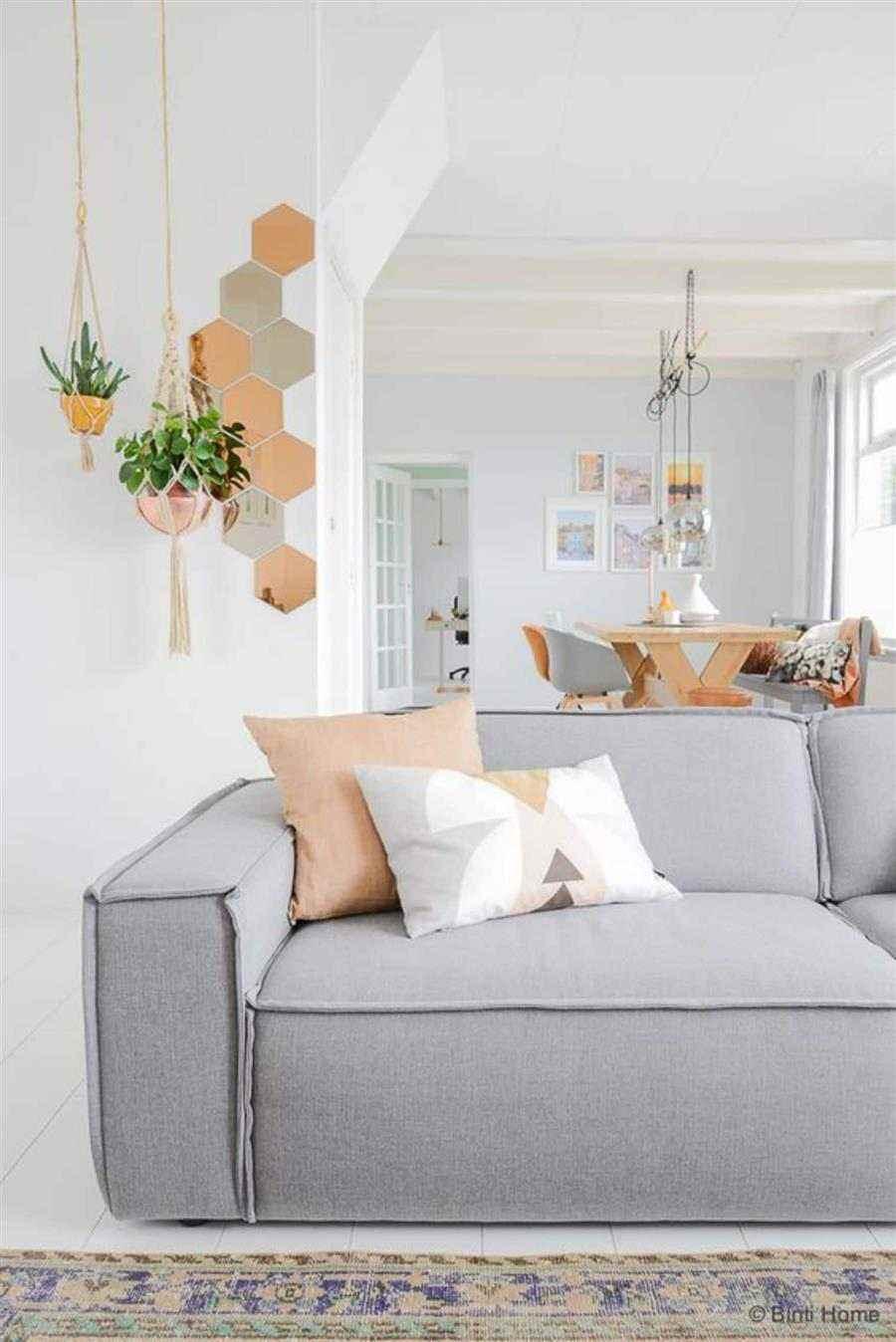 decoração para sala bem pequena