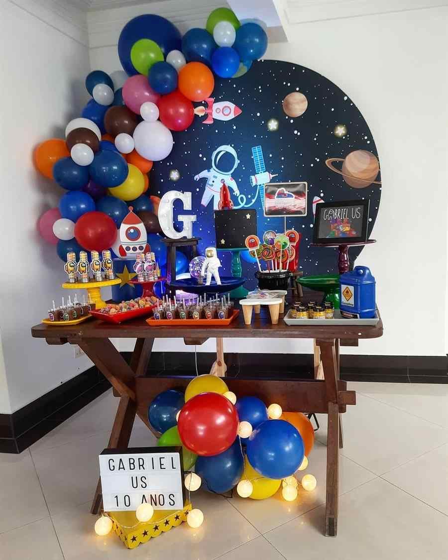 dica de como enfeitar uma festa de aniversário simples