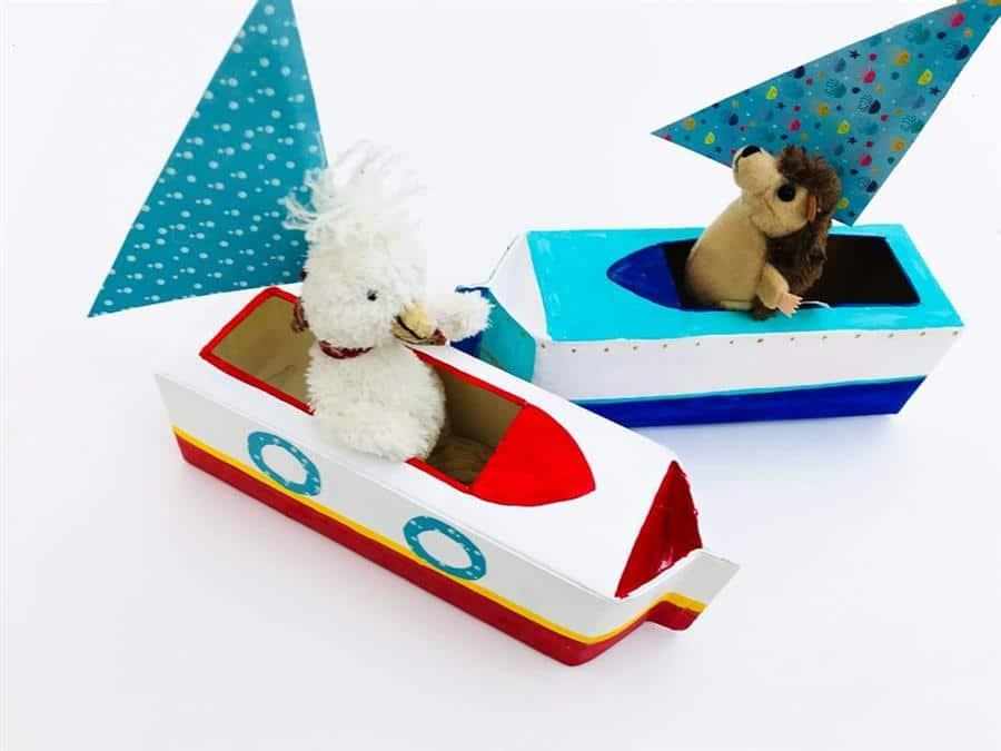 ideias de brinquedos com reciclagem