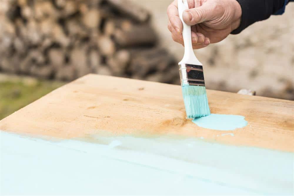tinta para pintar madeira mdf