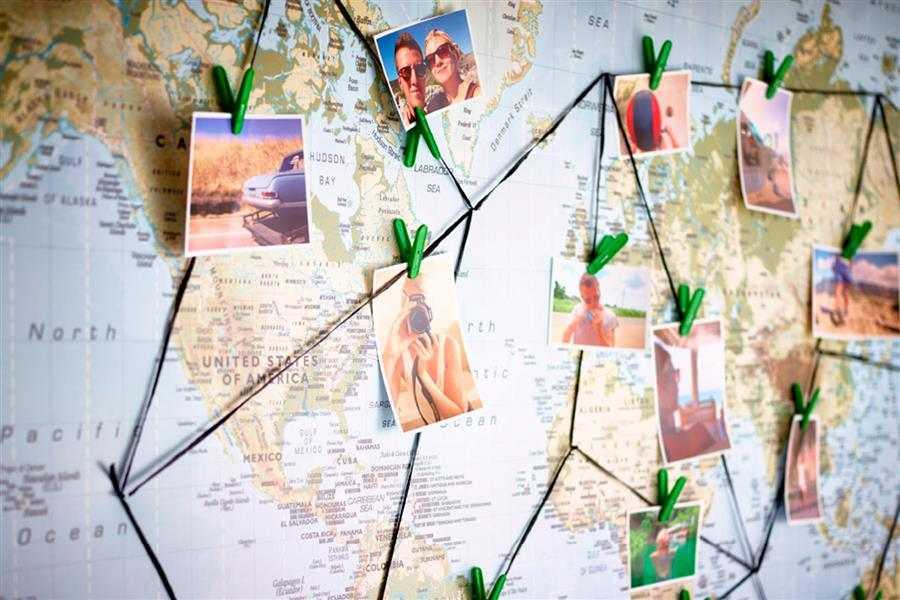 Fotos das viagens