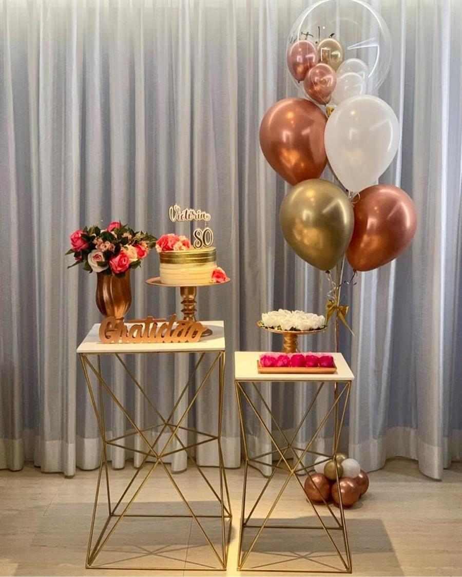 decoração de aniversario feminino