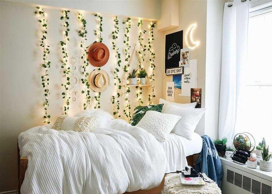 Enfeite para parede de quarto feminino