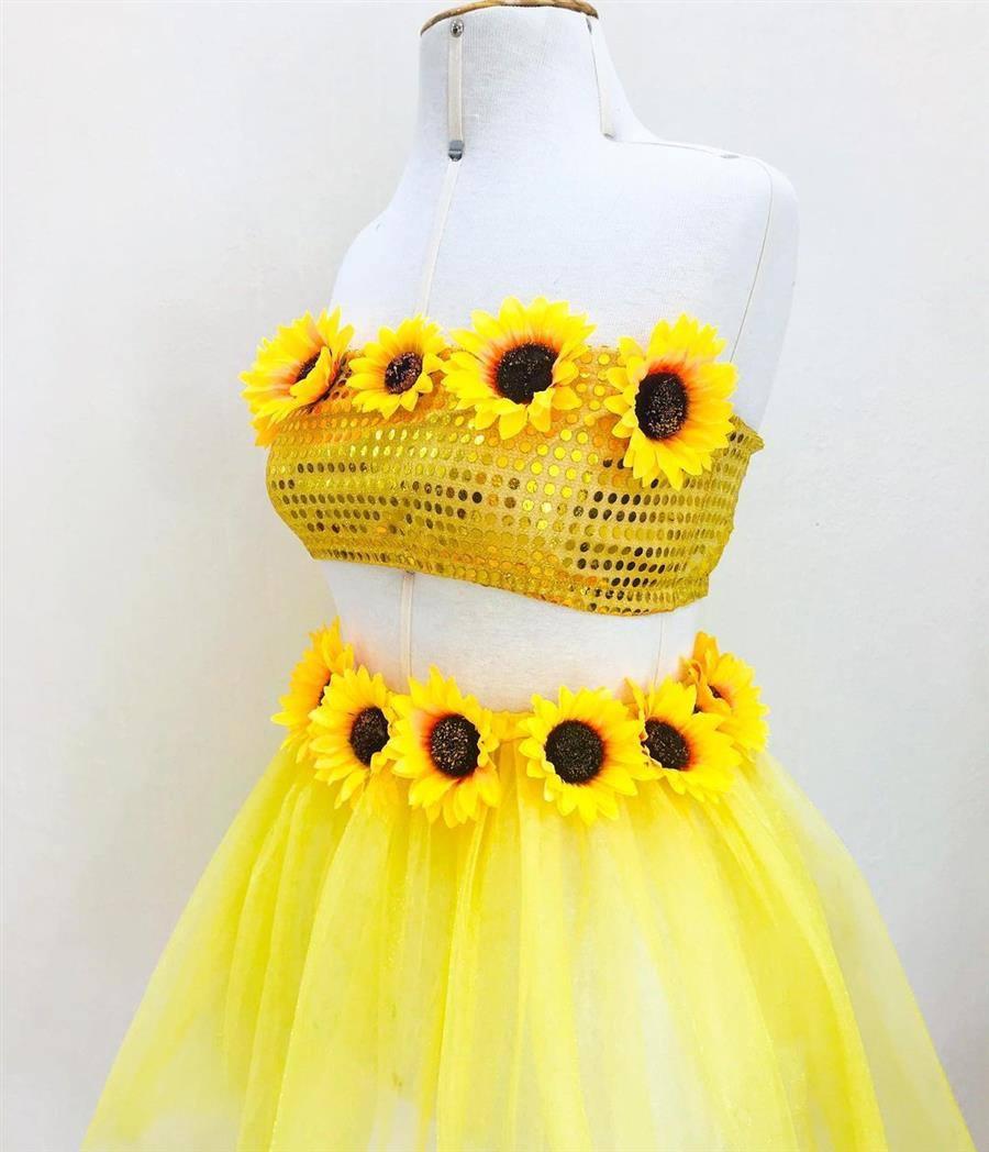 fantasia amarela