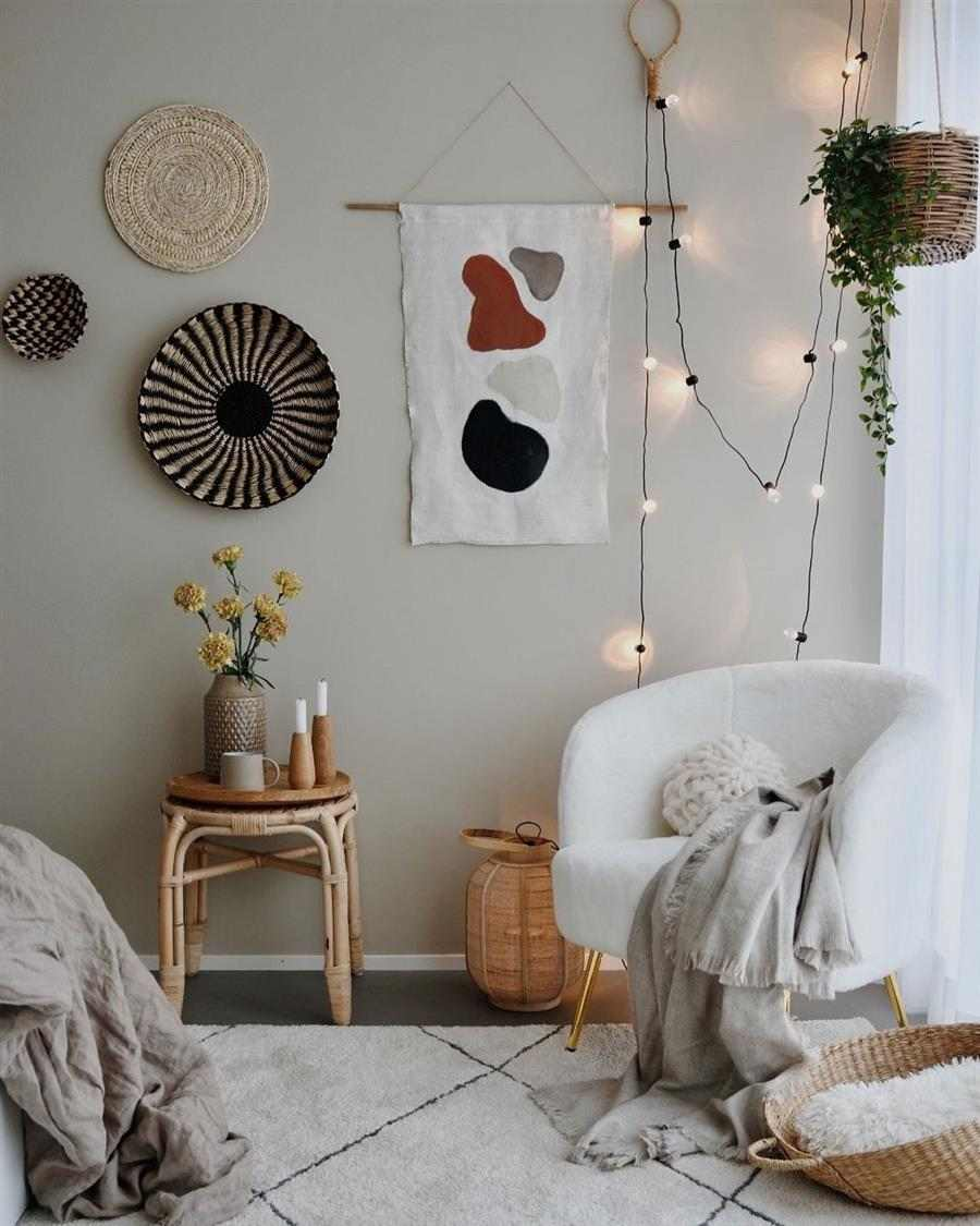 Flâmula decorativa