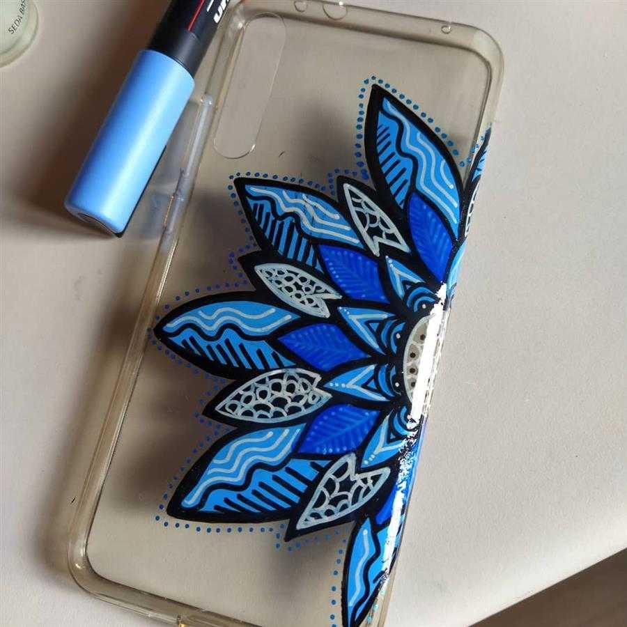 Capinha de celular customizada