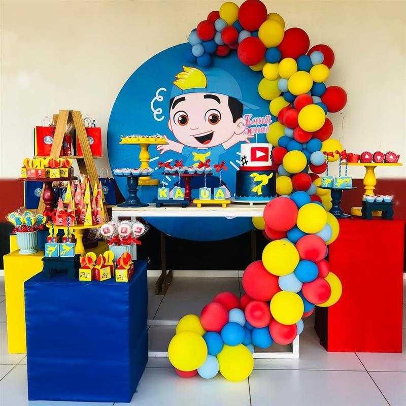 decoração de aniversario infantil