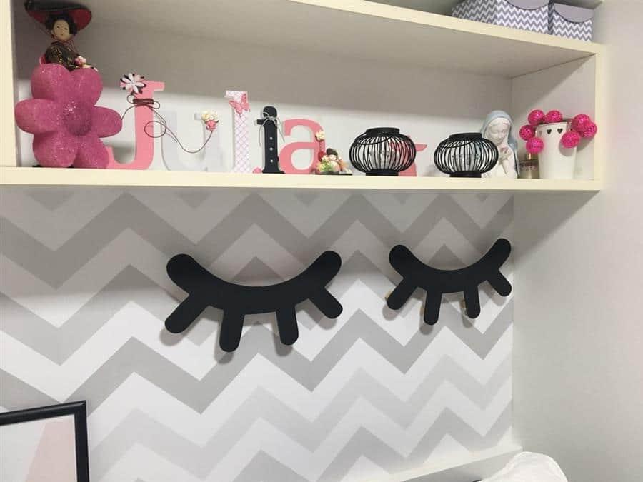 Enfeites para quarto unicornio