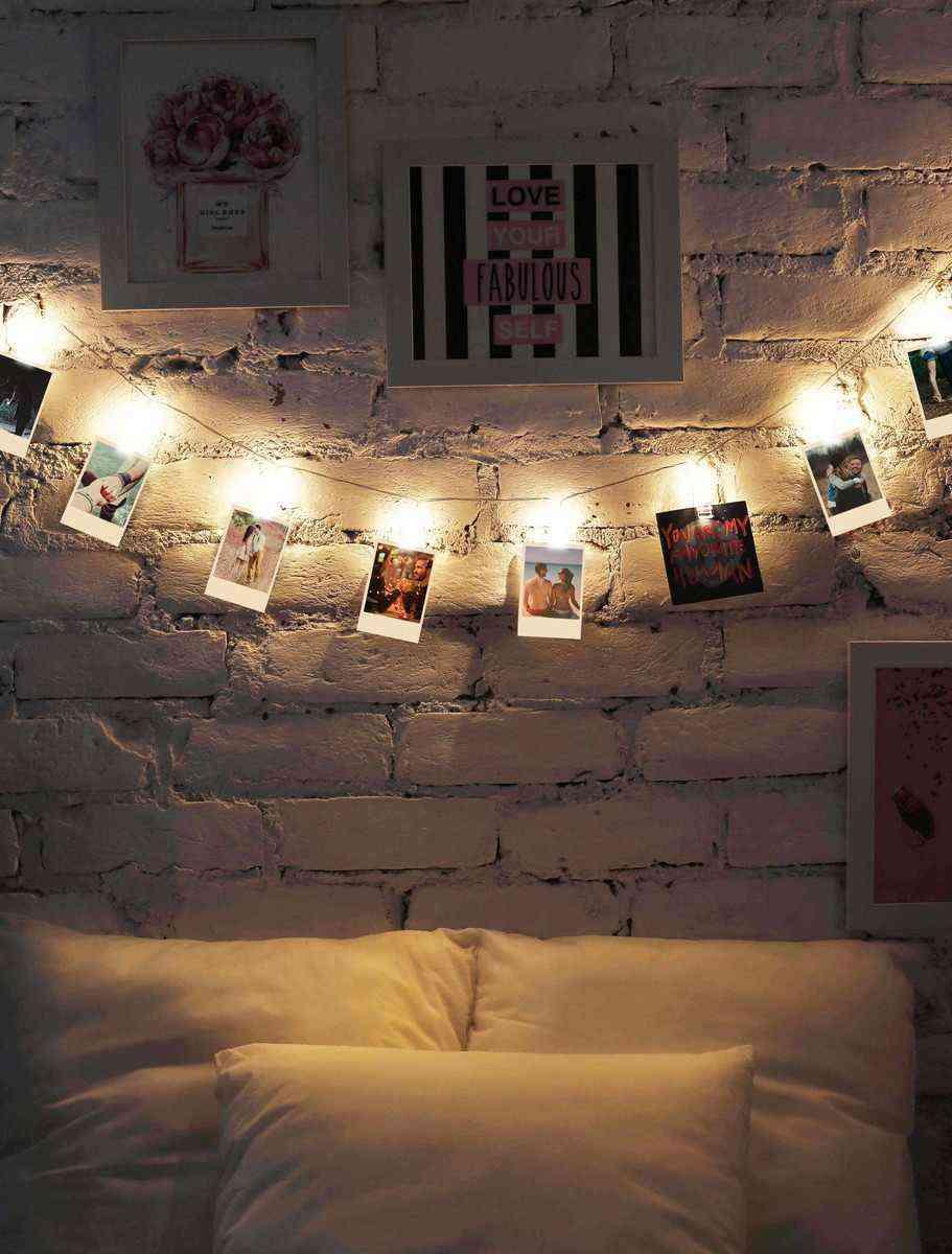 parede do quarto