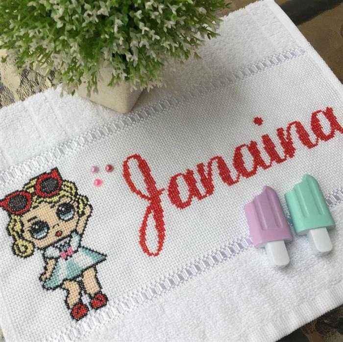 boneca lol surprise janaina