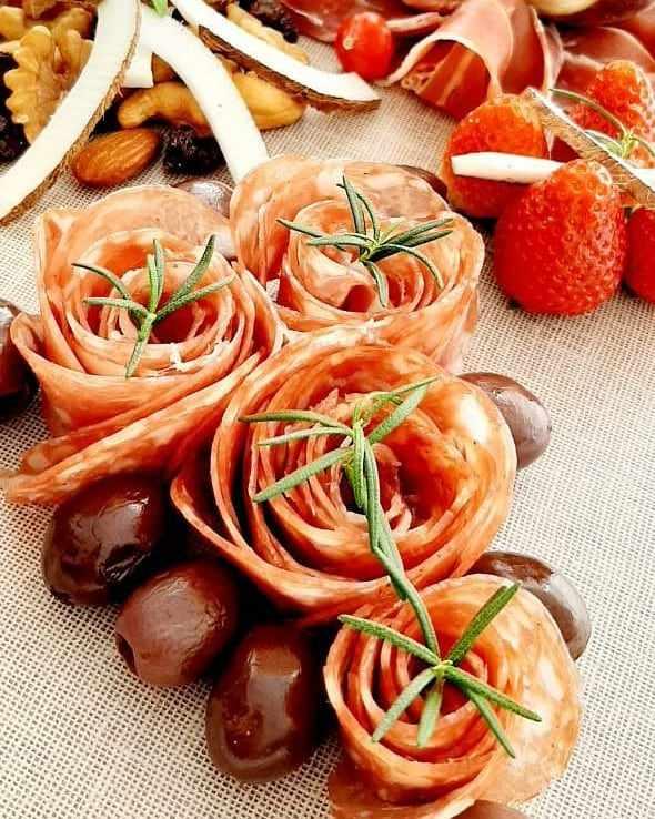 flor de salame