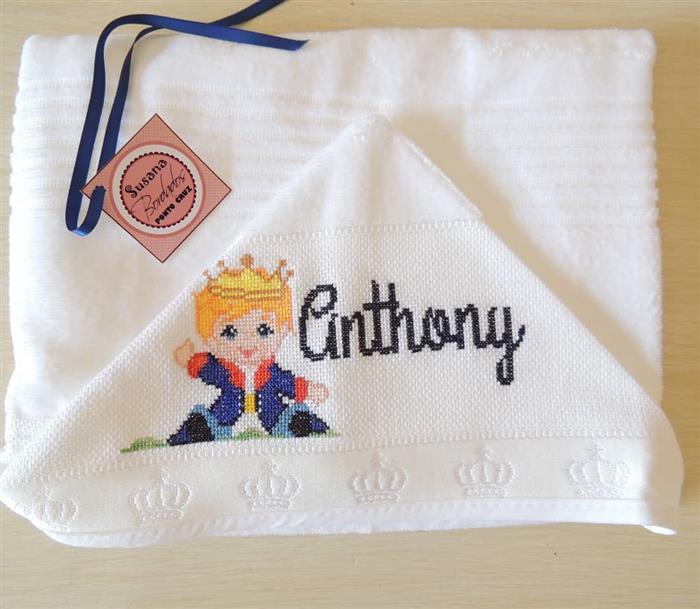 pequeno principe com nome anthony