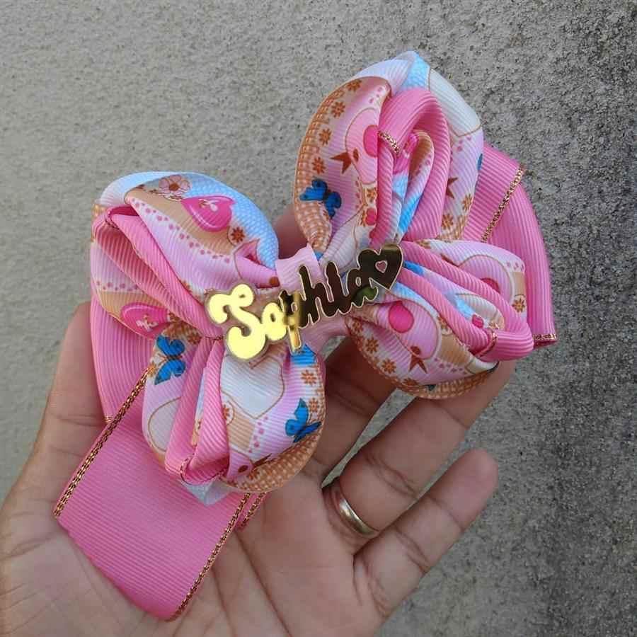 Nome Sophia com coração