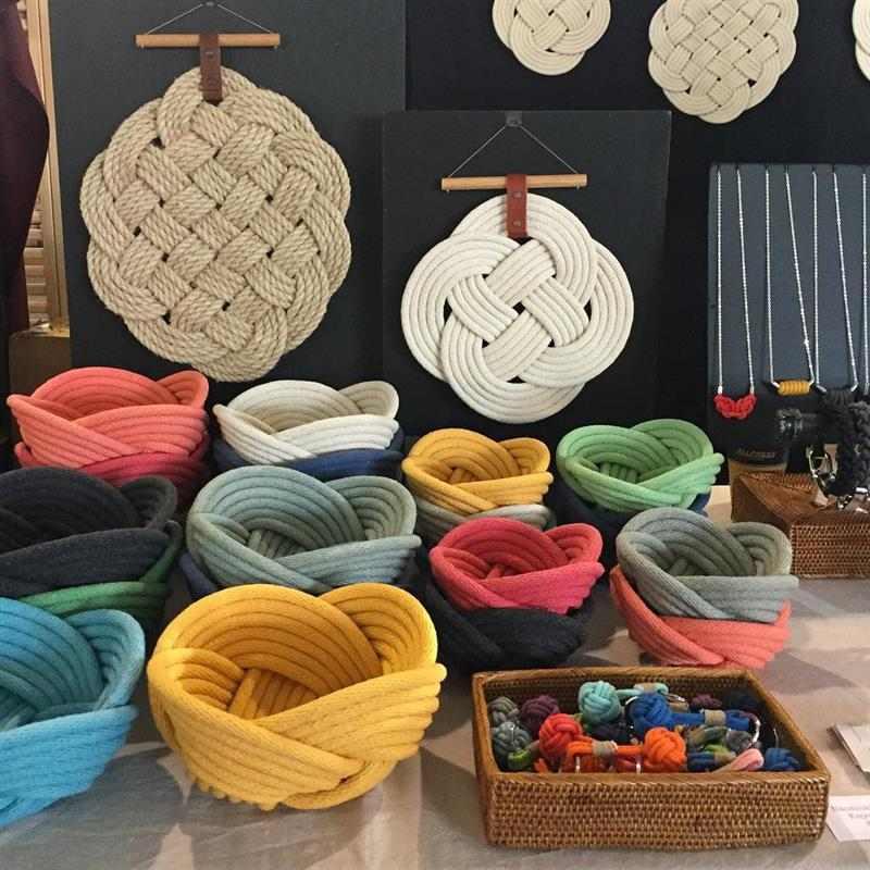 tipos de corda para artesanato