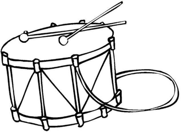 imagem de tambor