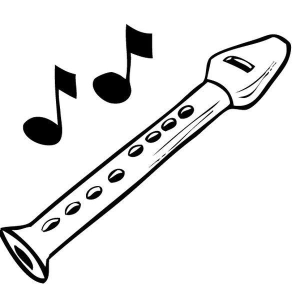 Flauta para pintar