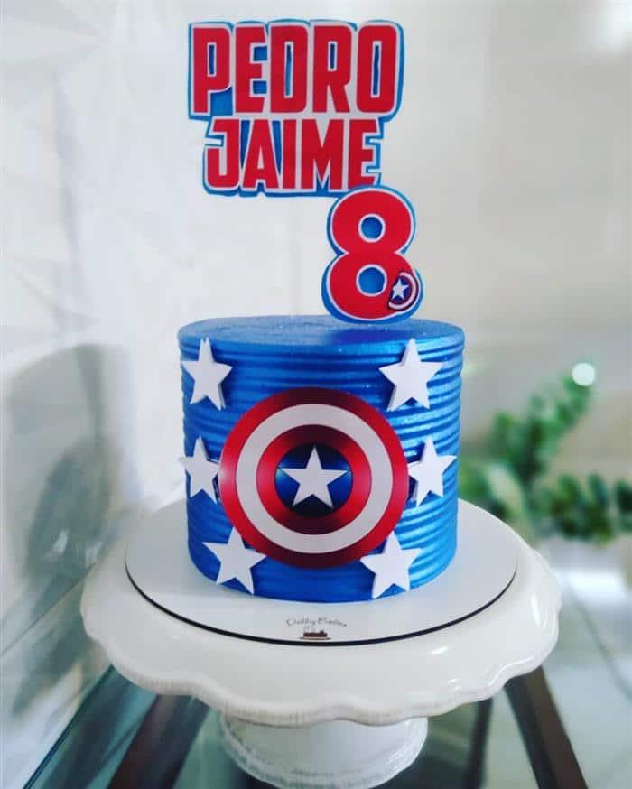 bolo do capitão