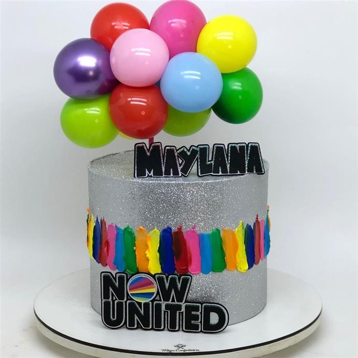 bolo now united com glitter