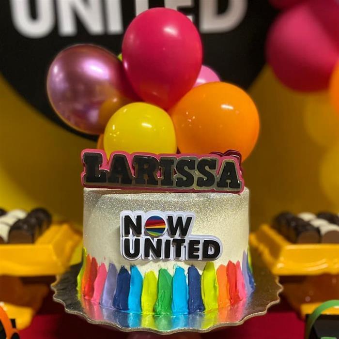 cores da festa now united