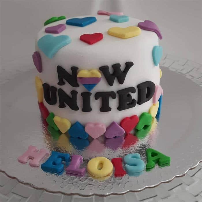 festa dos now united