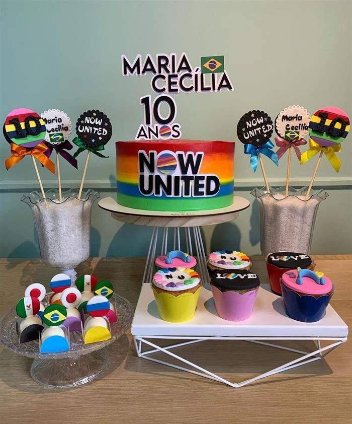 festa now united