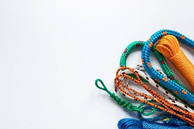 corda náutica para artesanato