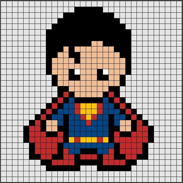 super homem infantil
