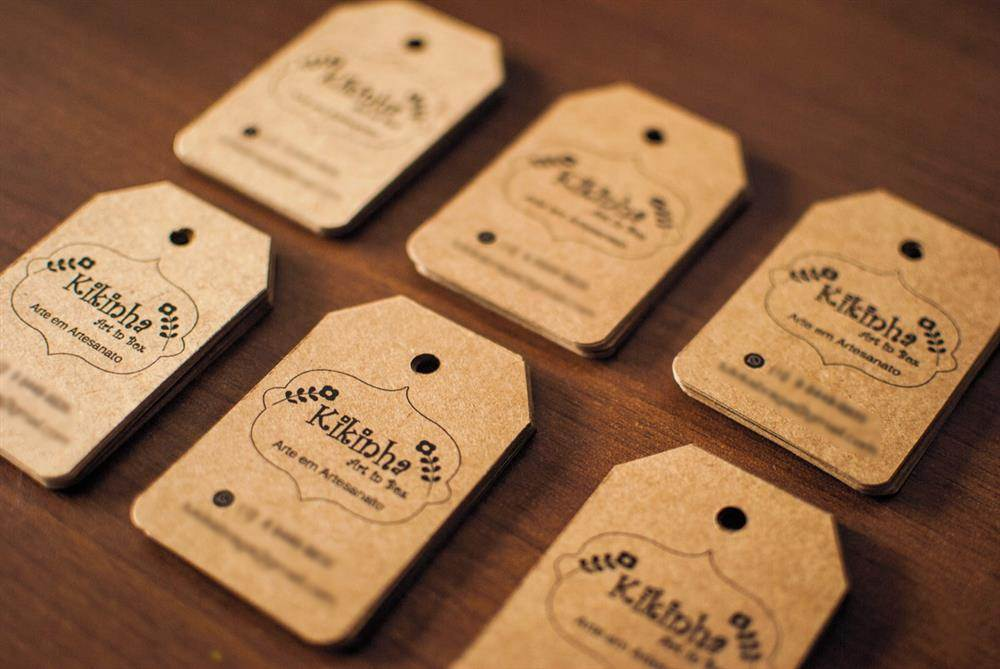 etiquetas de artesanato tag