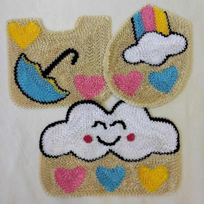 nuvem de amor