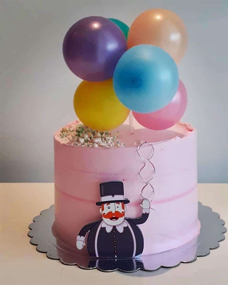 ideia de bolo mundo bita