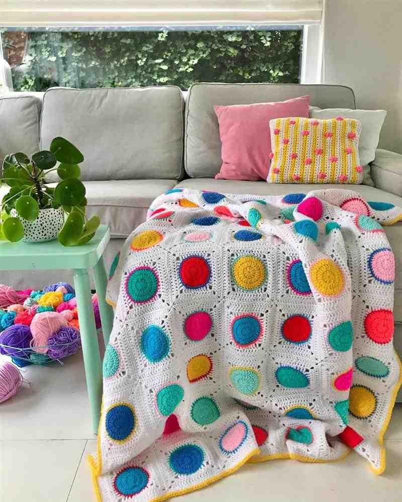 Cobertor de square