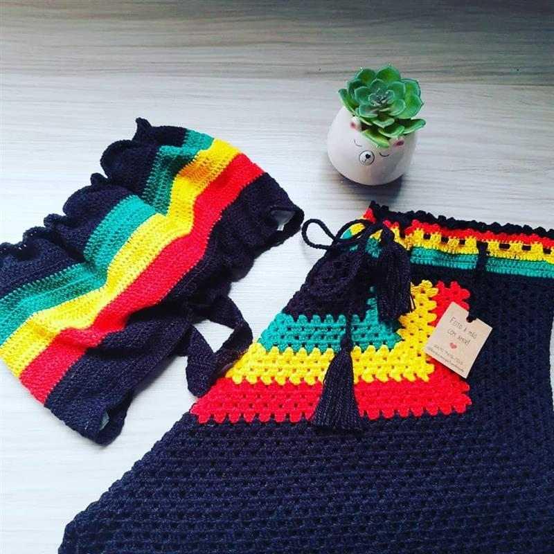 cor do reggae