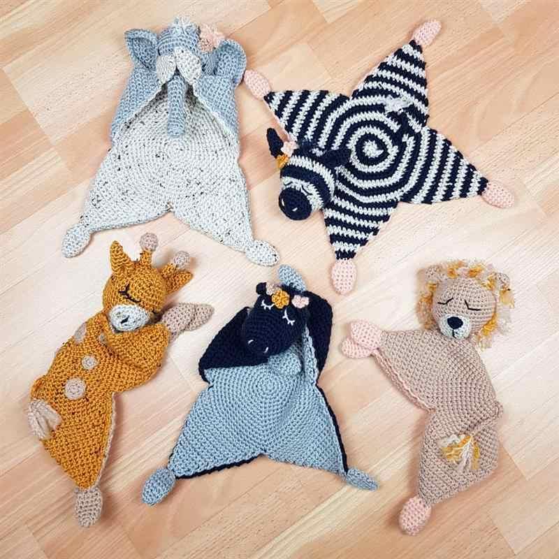 coisas de crochê para bebê