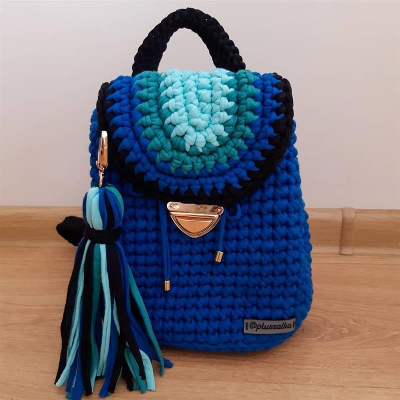 azul de luxo