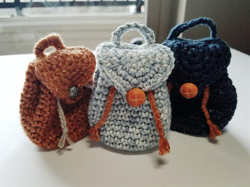 Mini mochilas