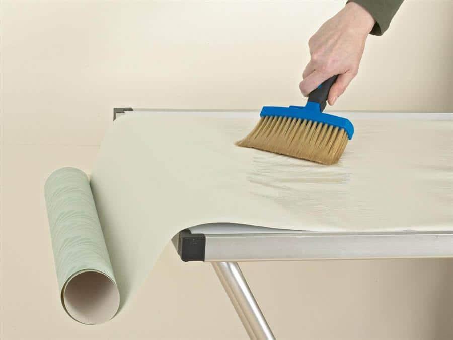 cola para papel de parede adesivo