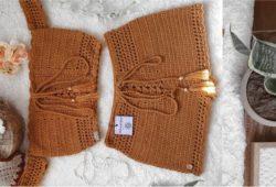 conjunto croche diferente