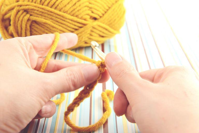 como fazer ponto em croche