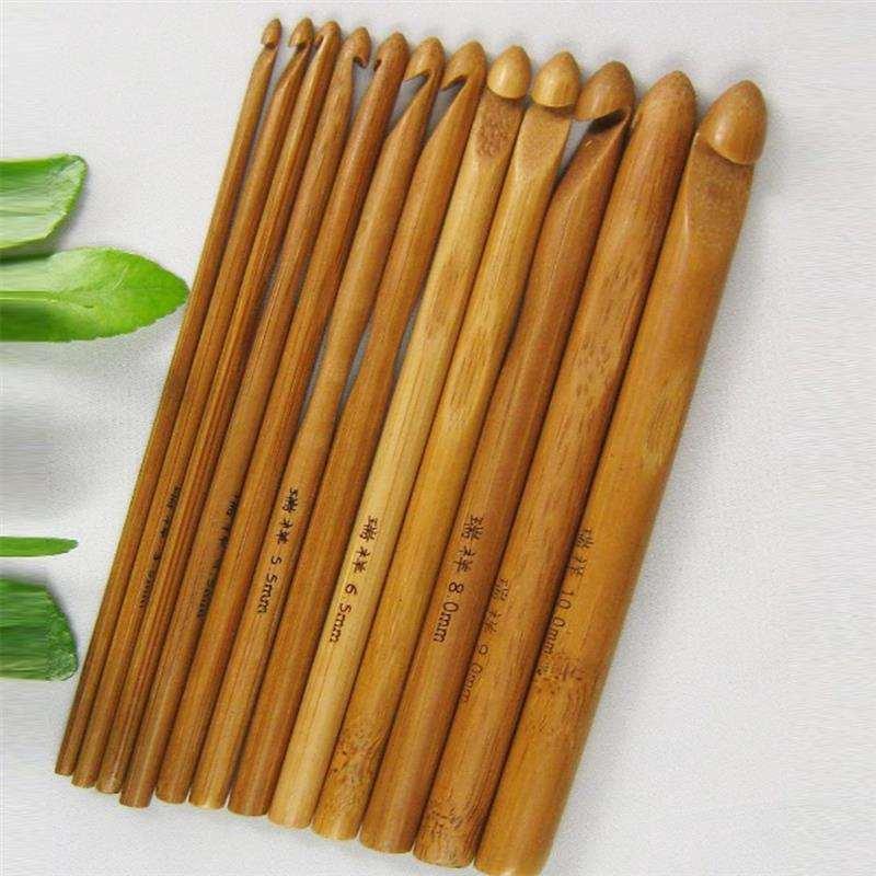 Agulha de bambu