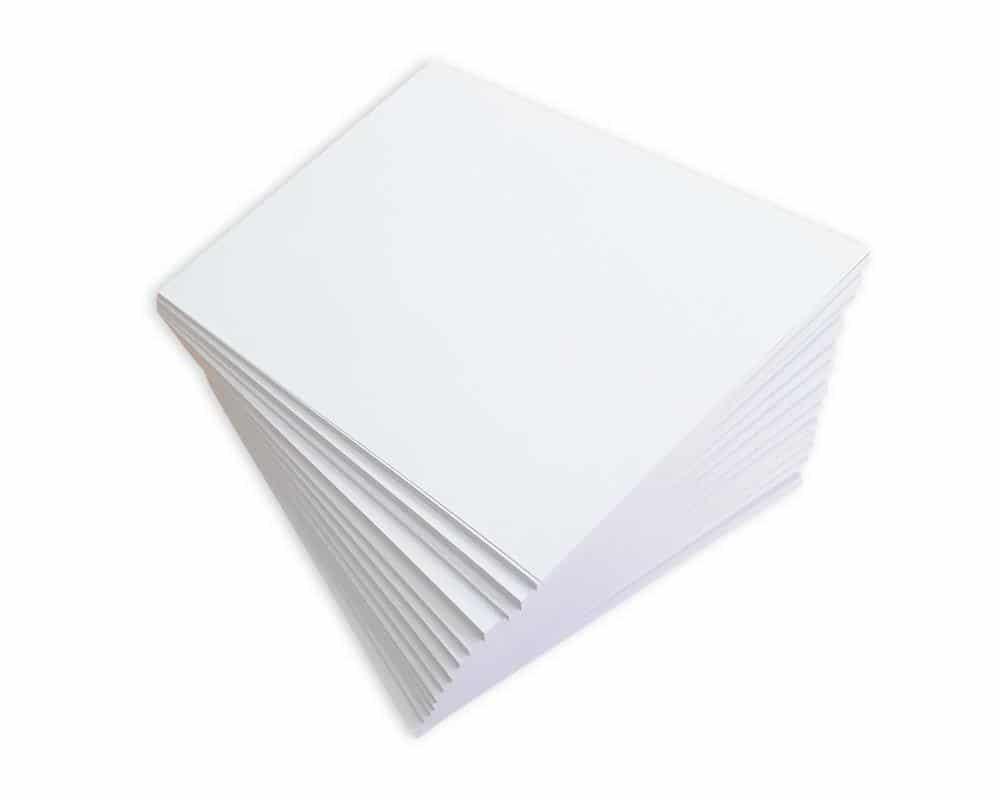 tipos de papel offset