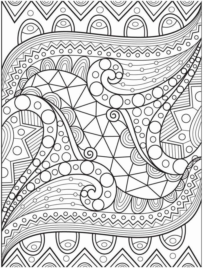 Desenhos para adultos colorir com bolinhas