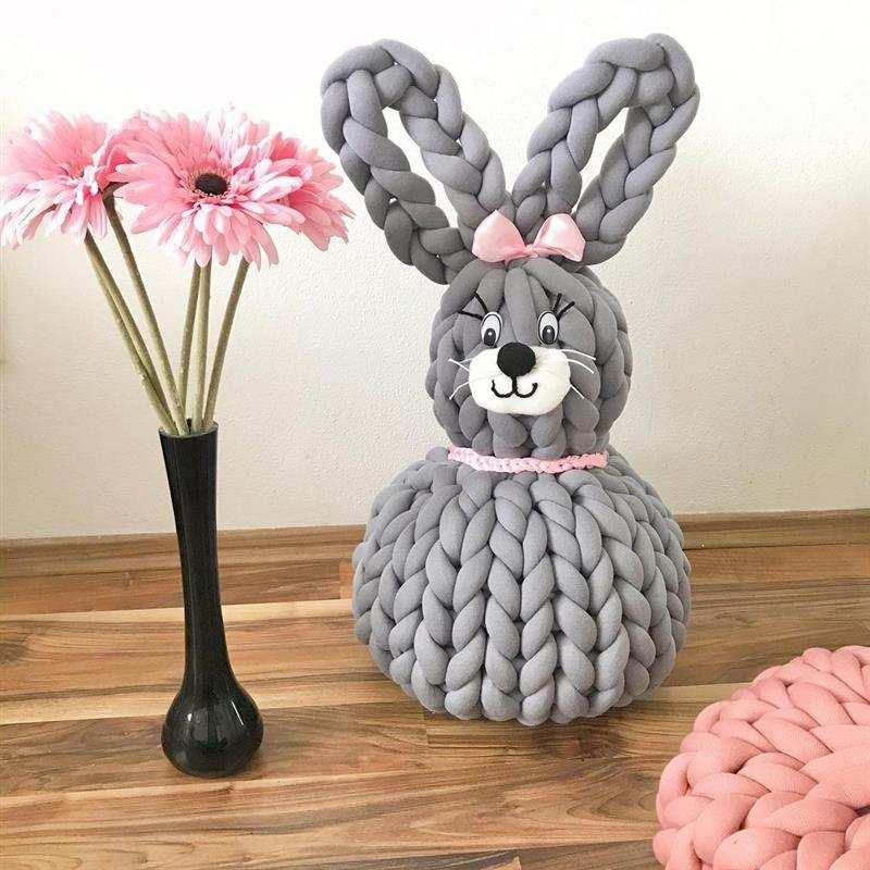 coelho decorativo